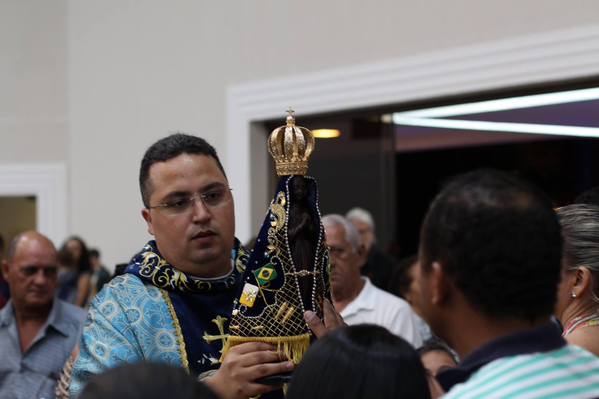 300 Anos da Aparição da Imagem de Nossa Senhora da Conceição Aparecida.