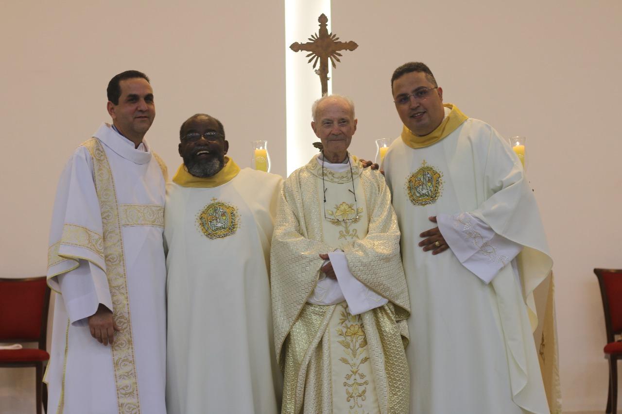 8º Dia da Novena em preparação para a dedicação da igreja