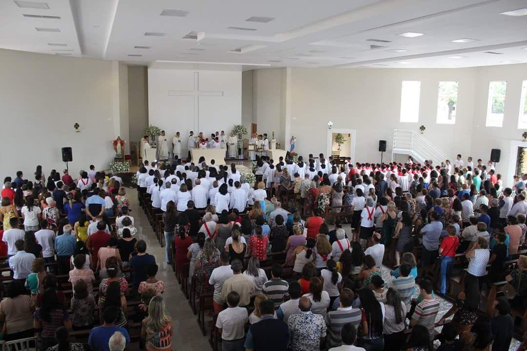 Jubileu de Diamante - 60 anos de Evangelho vivo na Paróquia Salesiana Sagrado Coração de Jesus